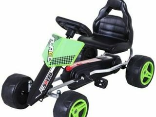 Aosom Kids Go Kart Pedal Action Retail  149 99