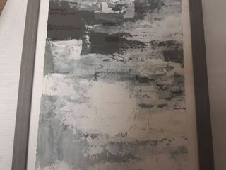 Black and White Smudges II Artwork Retail 169 99