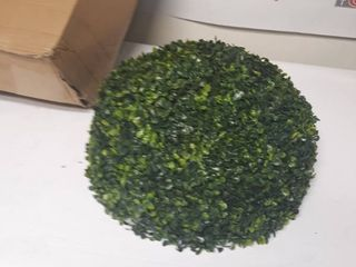 Artificial Decorative Boxwood Hedge Ball