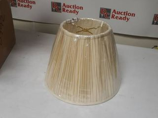 Basic lamp Shade  Eggshell