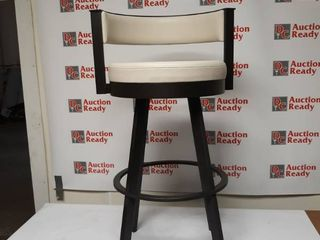 30 inch Swivel Metal Barstool