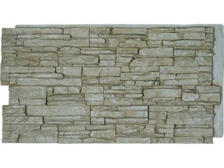 Faux Stone Siding Panel  Retail 95 99