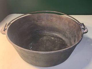 Cast Iron Dutch Oven No lid 2A
