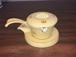 Dru Enamel Butter Warmer location Spare