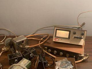 lot of Ham Radio Equipment location Spare
