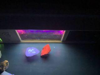 Mineralight Short Wave UVS 11 Ultra Violet lamp location Spare