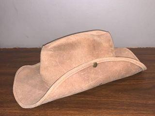 Minnetonka Genuine leather Hat Medium location Spare