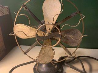 Antique Westinghouse Fan Works 1A