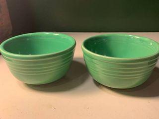 Pair of Vintage Bake Oven Bowls 1B