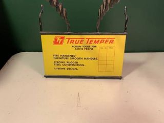 True Temper Tool Display Rack 1C