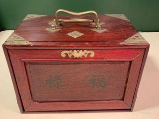 Vintage Mahjong Set 1C