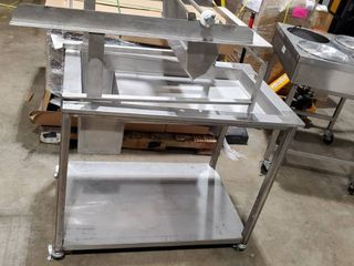 Belshaw Glazing Table HG18EZ