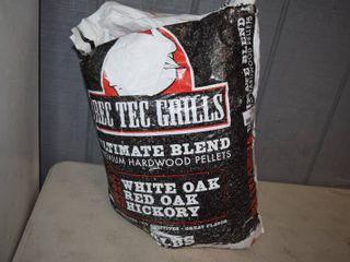 40 Pound bag Rec Tec Grills Hardwood Pellets