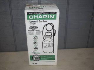 Chapin lawn and Garden Sprayer   1 Gallon