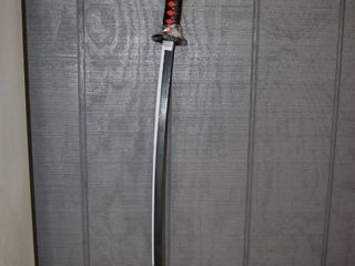 "Sword with a 28"" Blade"