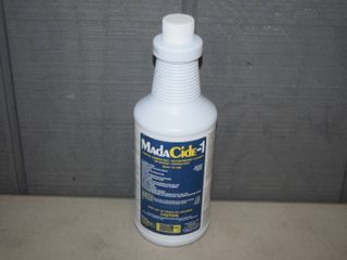 12 Quarts Madacide 1 Disinfectant