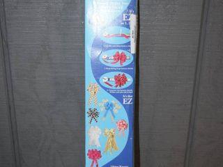 Deluxe EZ Bow Maker