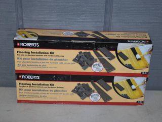 2 Roberts Flooring Installation Kits