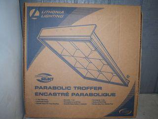 lithonia Parabolic Troffer