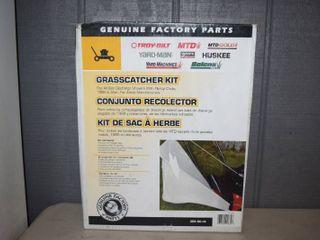 Grass Catcher Kit