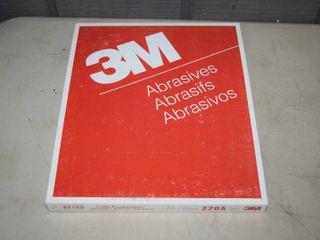 100 Sheets 3M Abrasives Sandpaper
