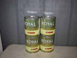 4 Quarts Royal Exterior Paint