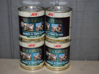 4 Quarts Wood Royal Siding and Trim Stain