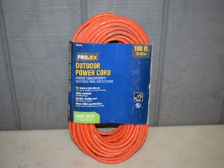 ProJex 100 Foot Extension Cord