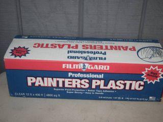 Film Guard Professional Painter s Plastic