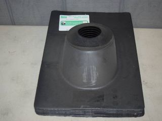 6 Oatey No Calk Vent Stack Roof Flashing