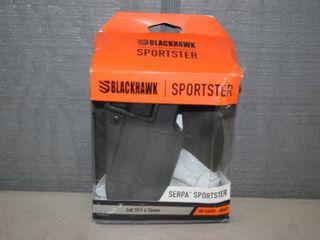 Blackhawk Serpa Sportster Right Hip Carry Holster