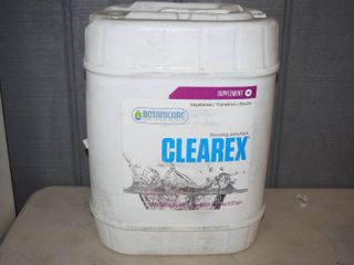 5 Gallons Botanicare Clearex Rinsing Solution