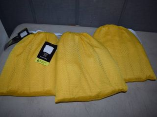 18 Athletic Works Scrimmage Jerseys   One Size   Scoreboard Yellow