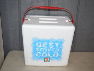 6 Styrofoam Coolers 12 Quart