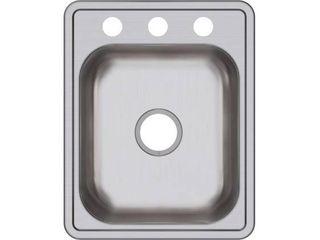 Dayton Stianless Steel Bar Sink D117213   17  x 21 25