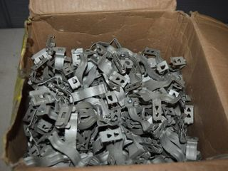 Caddy Combination Conduit Hanger Clamps   Box of 100