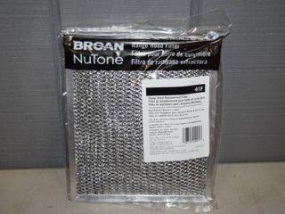 6 Broan Range Hood Filters