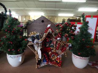 lot of Christmas Decor