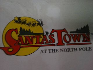 Santa Village Houses  Santas House  Gingerbread Bakery