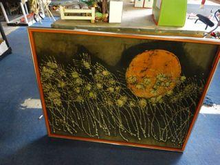 large Harvest Painting