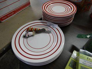 Christmas Porcelain Dishes