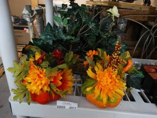 Fall Centerpieces