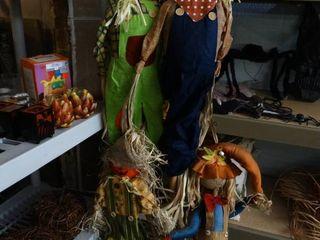 4 Yard Scarecrows