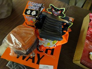 Halloween Signs and Decor