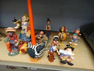 Fall Decor Figurines
