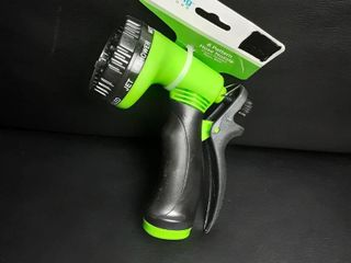 True living Outdoors Hose Nozzle Sprayer 8 Pattern Nozzle  Free Shipping