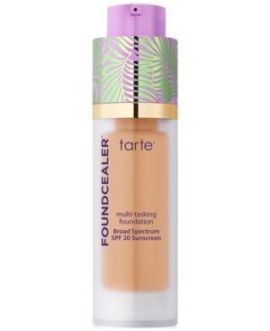 Tarte Babassu Foundcealer Skincare Foundation Broad Spectrum Spf 20