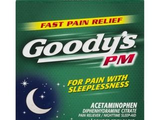 Goody s Pain Relief Powder Pm  16 Count