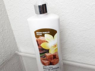 Brown Vanilla Sugar lotion