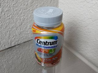 Centrum Multigummies Adults 50  Heart Brain Bone Support Expired
